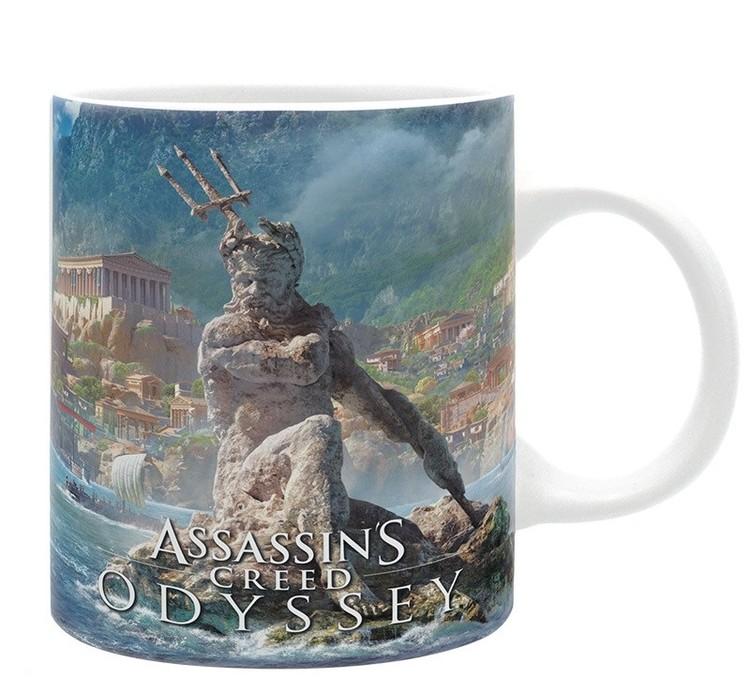 Hrnek Assassins Creed - Greece