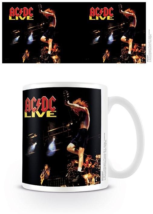 Taza AC/DC - Live