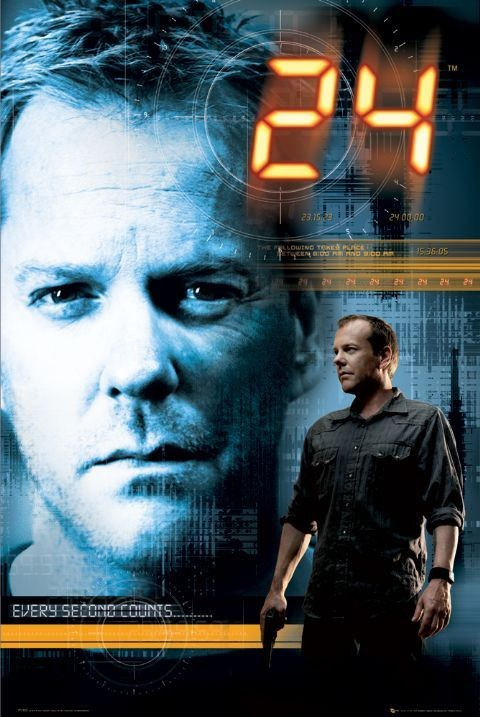 24 HODIN - every sacond Poster