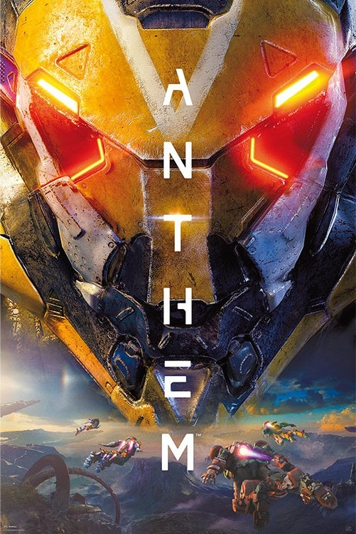 Anthem - Javelin Poster