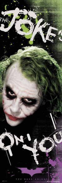 BATMAN - jokes Poster
