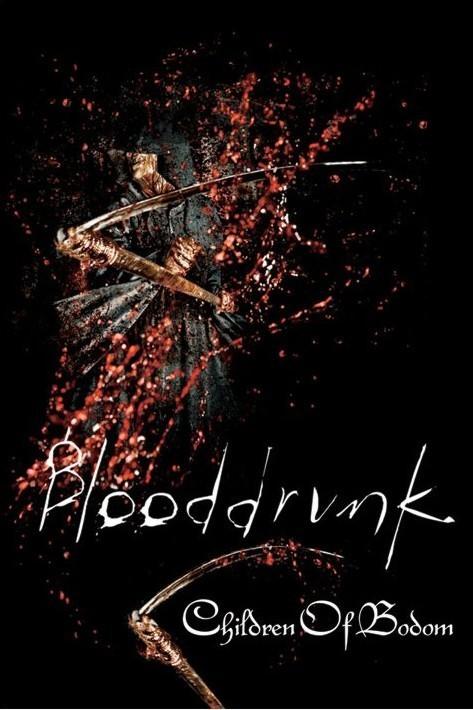 Children of Bodom - blood dRunk Poster