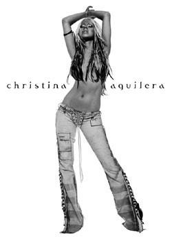 Christina Aguilera - album Affiche