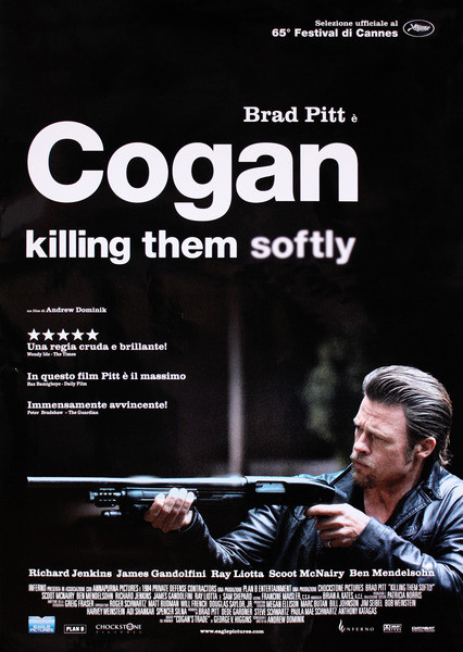 COGAN - killing them softly Poster