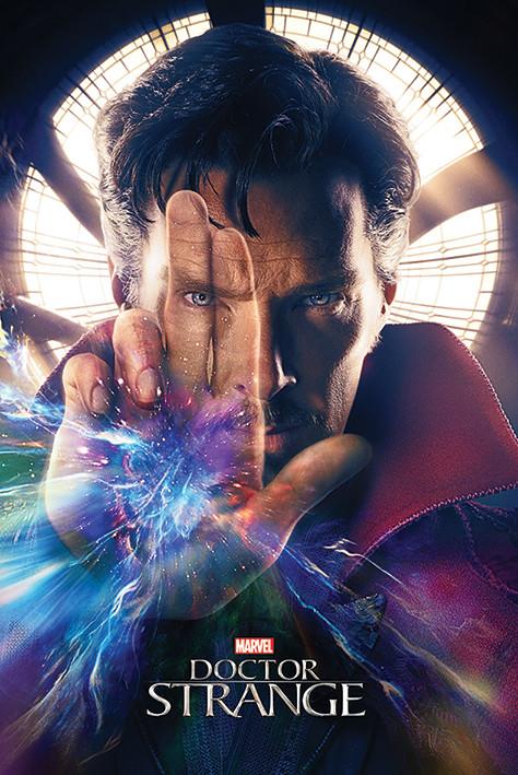Docteur Strange  - Hand Poster