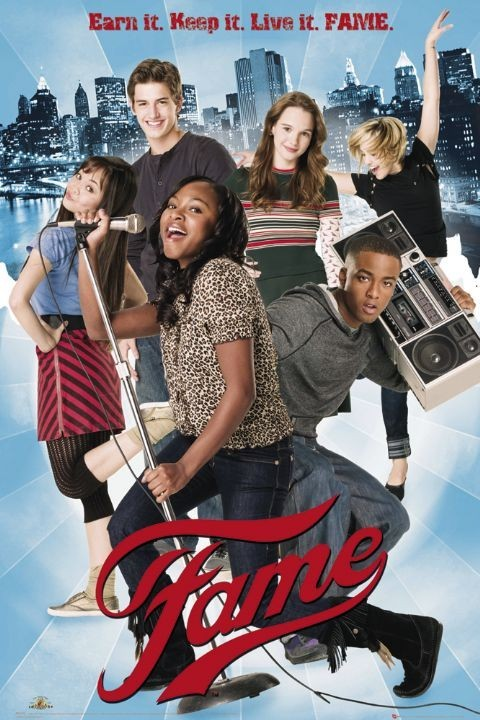 FAME - group Poster