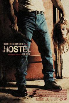 HOSTEL - head Poster