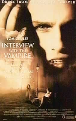 INTERVIEW WITH THE WAMPIRE Poster