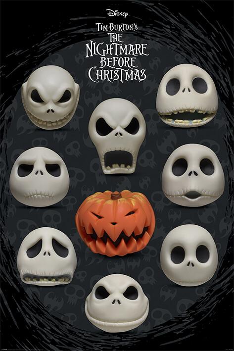 L'Étrange Noël de monsieur Jack - Many Faces of Jack Poster