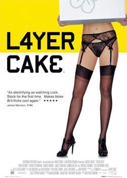 L4yer cake - Girl Affiche