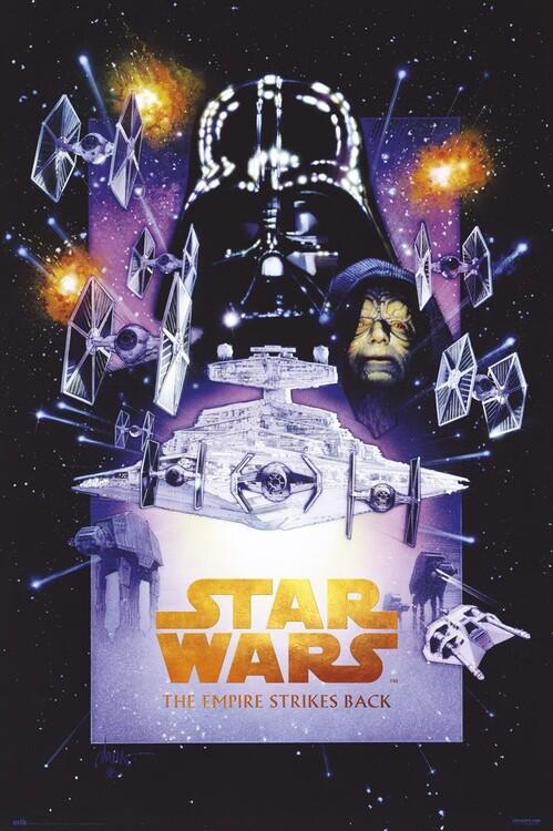 Star Wars: épisode V - L'Empire contre-attaque Poster