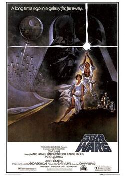 STAR WARS -  one sheet Affiche