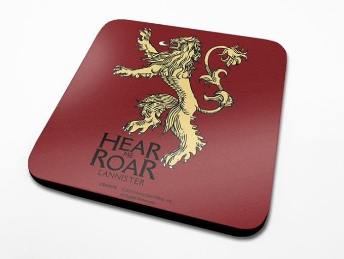 Trónok Harca - Lannister alátét