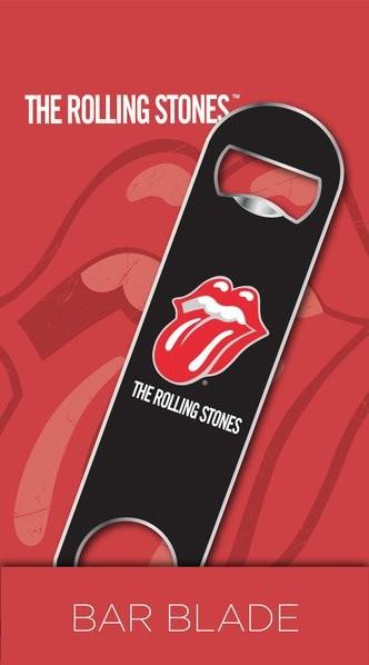 Flesopener The Rolling Stones - Logo