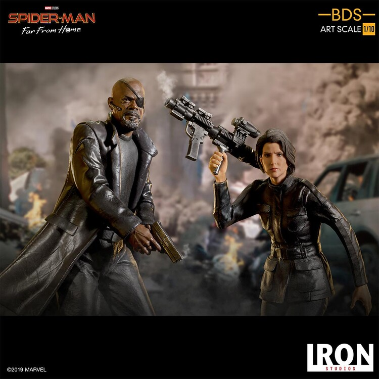 Figuur Spiderman: Far From Home - Maria Hill