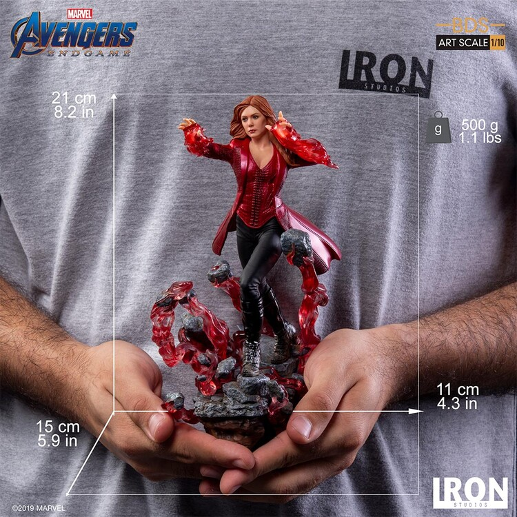 Figur Avengers: Endgame - Scarlet Witch