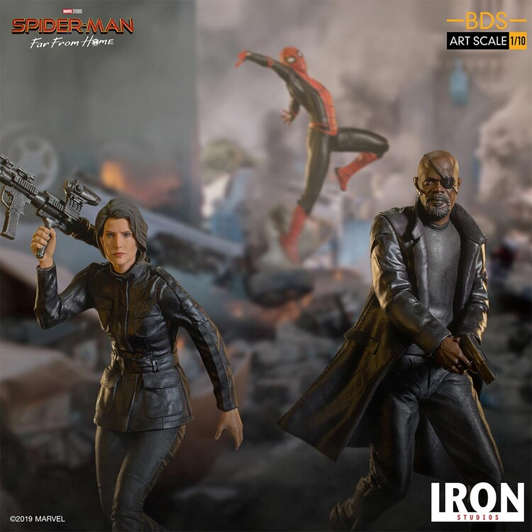 Figur Spiderman: Far From Home - Maria Hill