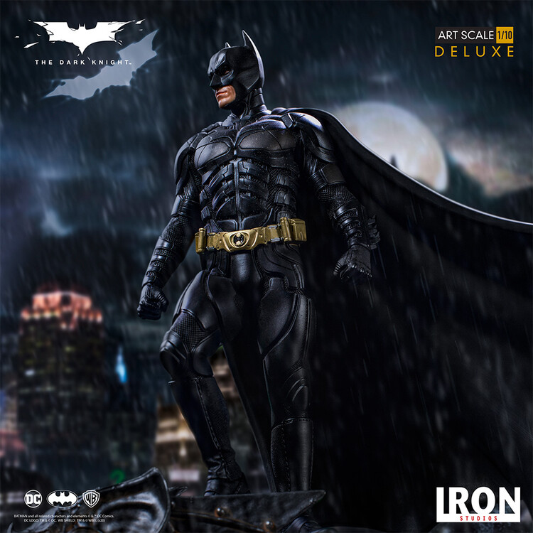 Figur The Dark Knight - Batman (Deluxe)