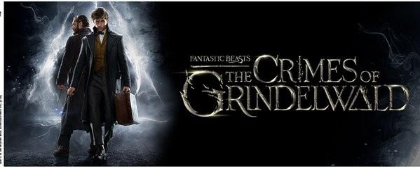 Taza Animales fantásticos: Los crímenes de Grindelwald - One Sheet