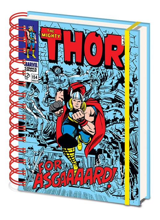 Marvel Retro - Thor A5 Anteckningsbok