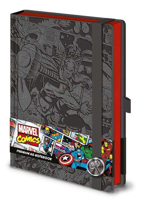Anteckningsbok Marvel  Thor A5 Premium