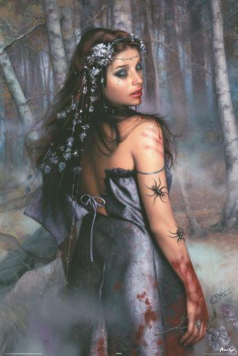 Arantza - alba плакат