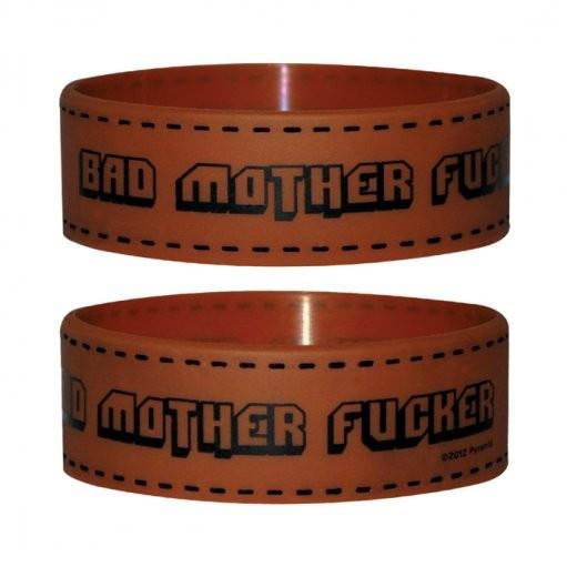 BAD MOTHER FUCKER Armband silikon