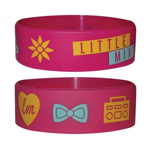 LITTLE MIX - icons Armband silikon