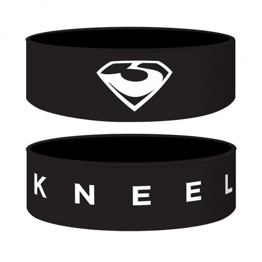MAN OF STEEL - zod Armband silikon
