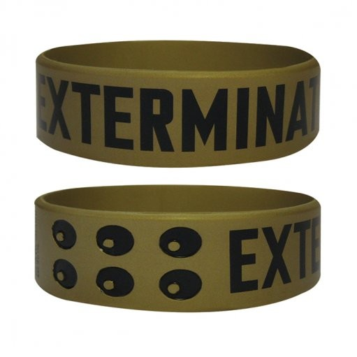 DOCTOR WHO - esterminate  Armbänder