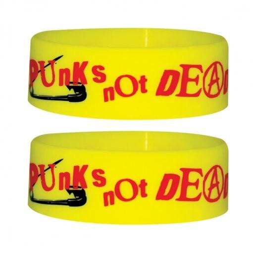 PUNKS NOT DEAD Armbänder