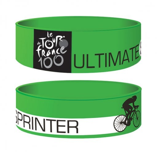 TOUR DE FRANCE - green Armbänder
