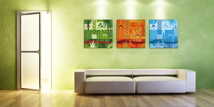 Cuadro  Art - Colorful World