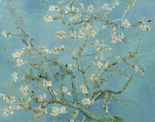 Reproducción de arte Almond Blossom, 1890