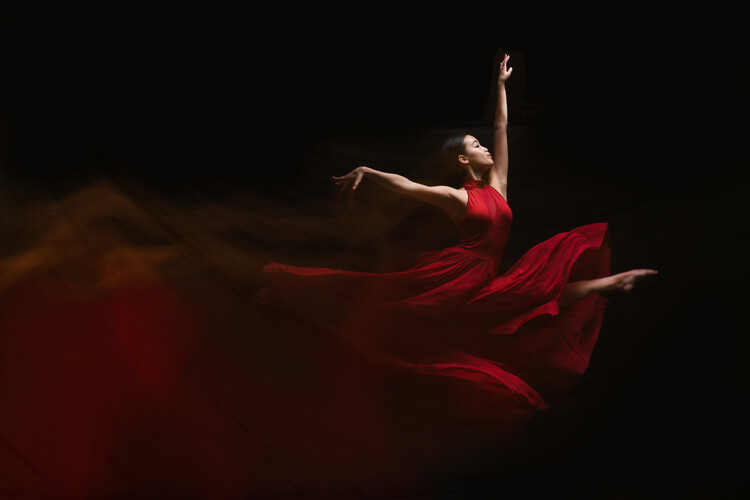 Photographie d'art Flow of Dance