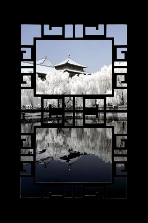 Umelecká fotografia Forbidden City