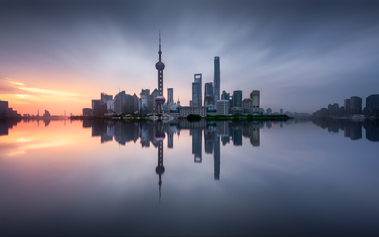 Kunstfotografie Good Morning Shanghai