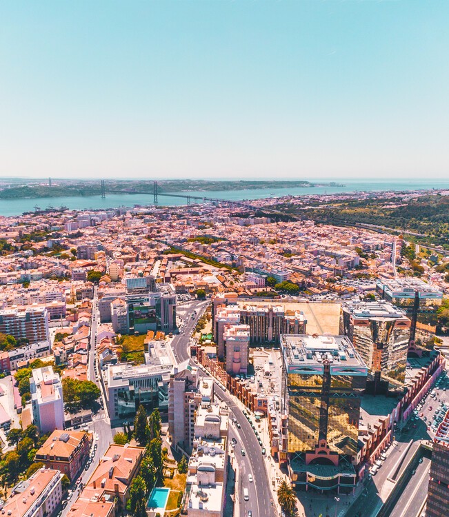 Kunst fotografie Great Lisbon