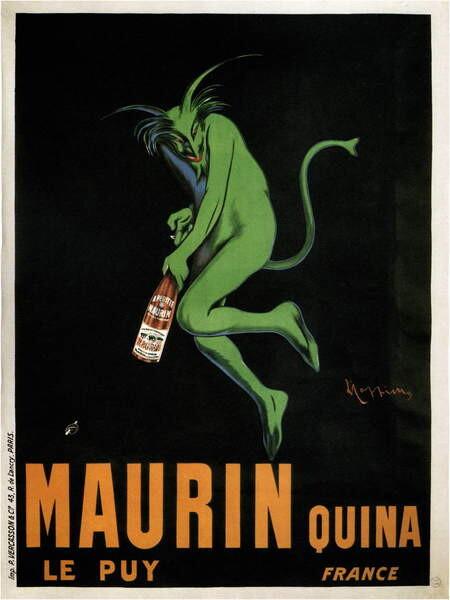 Reproducción de arte Maurin Quina
