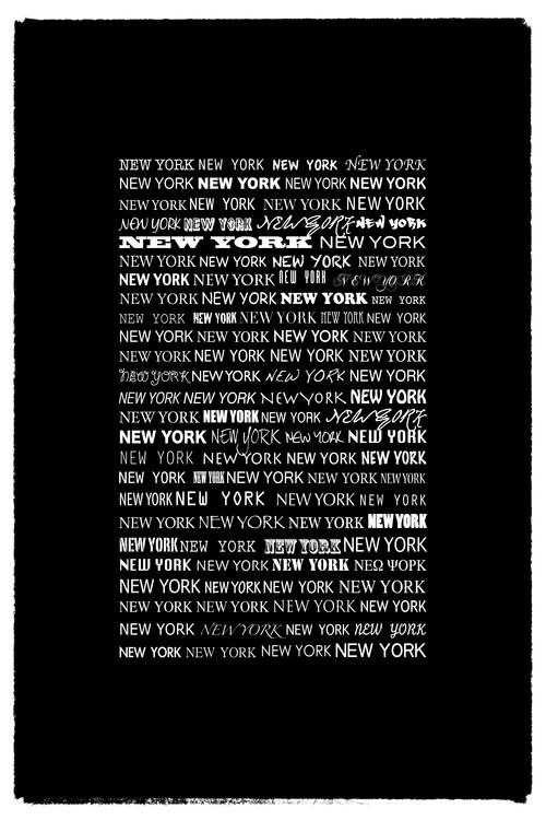 Umelecká fotografia New York New York