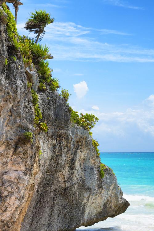 Arte fotográfico Rock in the Caribbean