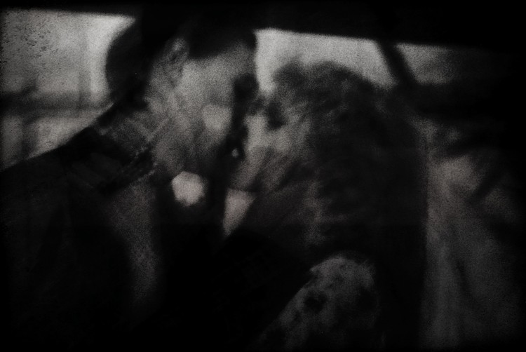 Photographie d'art Shadows ( the kiss )