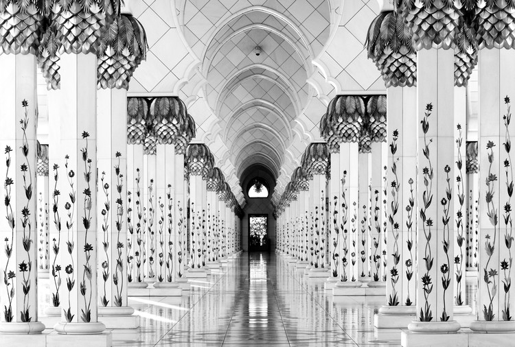Photographie d'art Sheik Zayed Mosque