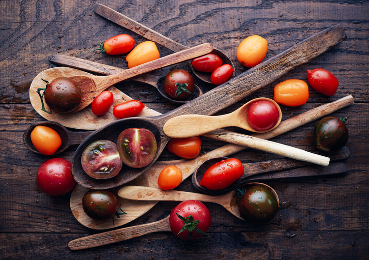 Photographie d'art Spoons&tomatoes