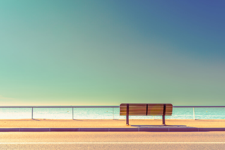Photographie d'art The Bench