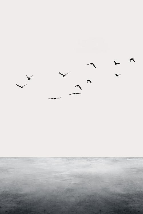 Arte fotográfico The Ocean