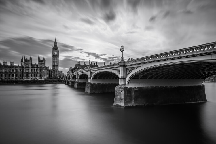 Photographie d'art Westminster Serenity