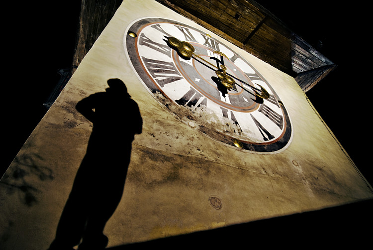 Photographie d'art About Time
