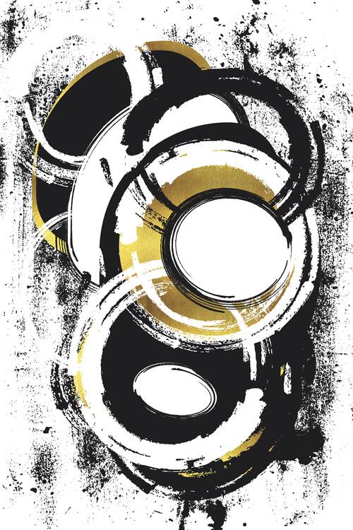 Umjetnička fotografija Abstract Painting No. 1