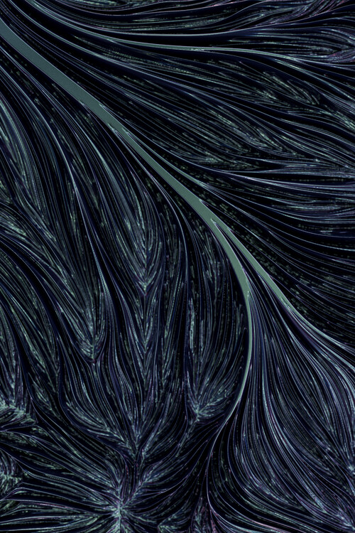 Umjetnička fotografija Abstract texture patern of a neural link series  1